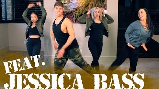 Little Mix - Touch Feat. Dance Fitness With Jessica | The Fitness Marshall | Cardio Concert