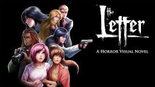 The Letter: A Horror Visual Novel and Love Esquire seeing physical release