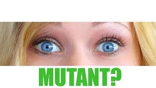 Why Do You Have Blue Eyes?