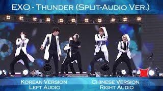 EXO - Thunder (Split-Audio Version)
