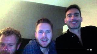 Interview Boy & Bear!
