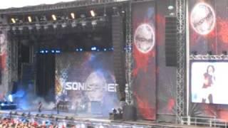 Alice in Chains - Check My Brain LIVE @ Sofia Rocks, 23, June, 2010