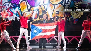 LIVE! Tribute to Latinos in Hip Hop by the Rocksteady Crew - 31st Hispanic Heritage Awards