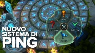 Nuovi Pings - League of Legends