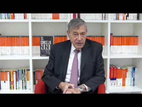 Pedro Nueno presenta el libro El consejo 2020