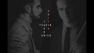 United Official EPK Video - Jason Anick & Jason Yeager (jazz violin/mandolin/piano)