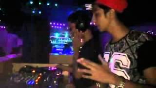 DJ monk live at no limits