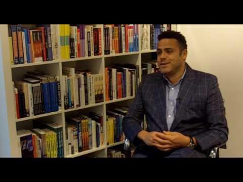 Jonathan MacDonald Exclusive Video