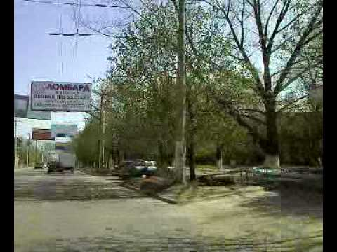 Луганск квартал Донбасса – кв. Молодежный. Lugansk