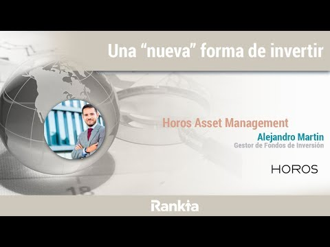 "Horos Asset Management: una ""nueva"" forma de invertir"