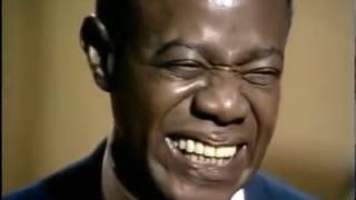"Louis Armstrong ""What a Wonderful World""  live, 1967"