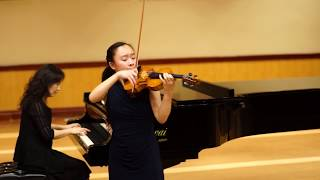 Vivaldi's Winter - Danielle Liu