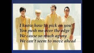 This Is Such A Pity- Weezer Lyrics
