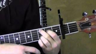 Golden ★  Guitar Lesson ★ Travie McCoy ft Sia