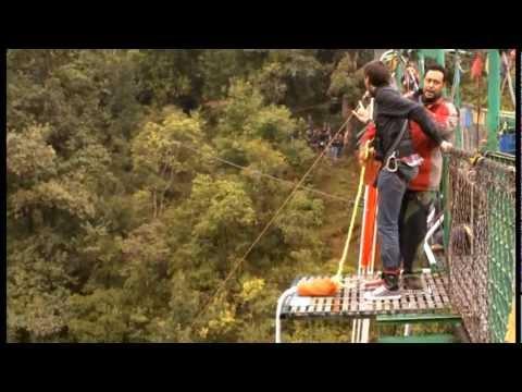 My Bungee Jumping in The Last Resort (Nepal) – JOAO PAULO