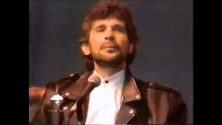 ( Live )   Eddie Rabbitt - Drivin' My Life Away