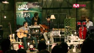 Lasse Lindh sings The River on Korean TV (라세 린드 The River)