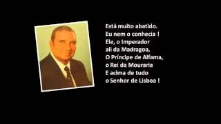 Gabino Ferreira - O Fado está doente