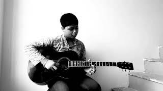 Phoolo ka taro ka sabka kahana hai guitar