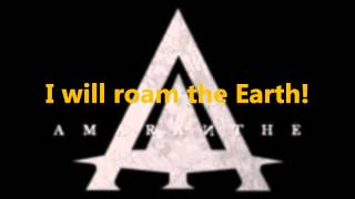 1,000,000 Lightyears by Amaranthe - Lyrics