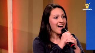 Aldana Cazacu - Cand ma clatin - LIVE Speranta la orizont
