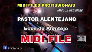 ♬ Midi file  - PASTOR ALENTEJANO - Ecos do Alentejo