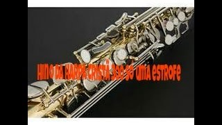 Uma estrofe do hino 300 da Harpa Cristã