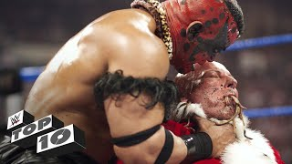 Grossed out Superstars: WWE Top 10, Jan 29, 2018
