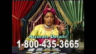 Miss Cleo | Television Commercial | 2001