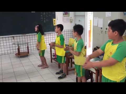 106 4 20我愛英語課 顏色問與答 - YouTube