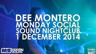 Dee Montero   Monday Social