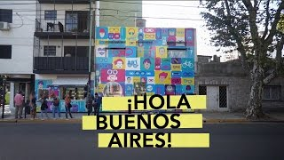 ¡Hola Buenos Aires!