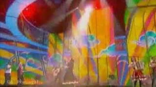 """Eurovisión 2009 Final - Live Portugal  Flor-De-Lis  """"Todas as rúas do amor"""""""