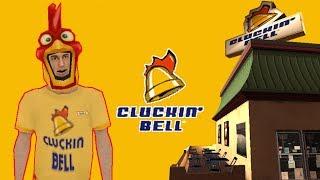 GTA SA Cluckin' Bell TV Commercial