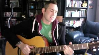 "LIVE FROM MY DESK: Eric Himan, ""Who's That Girl?"" (Eurythmics cover)"