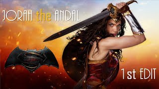 Batman v Superman - Wonder Woman Suite (Theme) First Edit