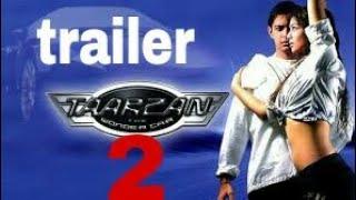 Tarzan the wonder car 2 || official trailer