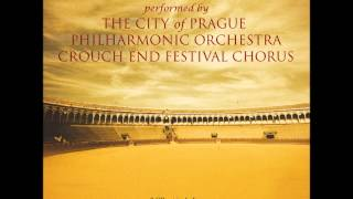 Philharmonic Orchestra - The Da Vinci Code - Kyrie for the Magdalene (Film music of Hans Zimmer)