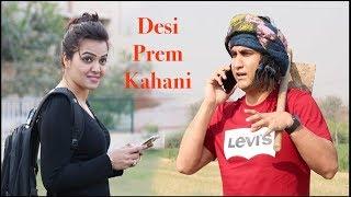 Desi Prem Kahani - Valentines's Day special - | Lalit Shokeen Films | width=