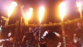"Metallica-""Fuel"" live @camping world stadium Orlando, fl. July, 5 2017"