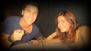 Mia Rose e Diogo Lagoa