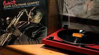 "John Coltrane - ""Bessie's Blues"" [Vinyl]"