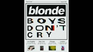 Frank Ocean New Album Blonde/Endless/Boys Don't Cry