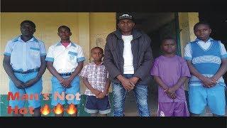 MANS NOT HOT🔥🔥 (UNOFFICIAL VIDEO)   African Remix