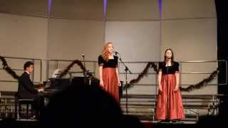 Lowell High School Choir Winter concert 2014.  Secondhand Serenade Fall For You cover