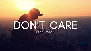 Don't Care - Emotional Storytelling Soft Guitar Rap Instrumental Beat