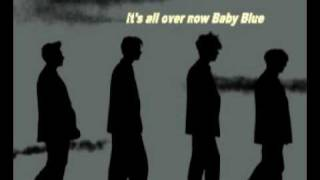 Echo & The Bunnymen - It's all over now baby blue