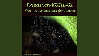 Sonatina in G Major, Op. 55 No. 2, for Piano: II. Cantabile