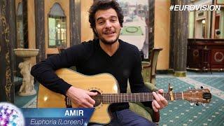 Amir - Cover 'Euphoria' de Loreen - Eurovision 2016