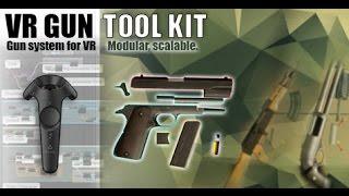 VR GUN Tool Kit : Unreal Engine 4